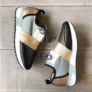 Steve Madden Glam Gym Shoes